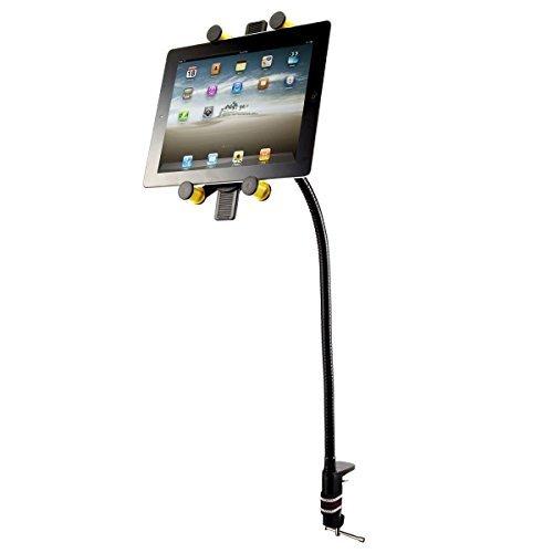 Iclever supporto stand da letto porta tablet pc da tavolo regolabile per 7 14 pollici ipad - Supporto per ipad da letto ...