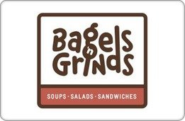 Bagels 'n Grinds Gift Card ($10)