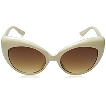 zeroUV - Oversized Vintage Inspired Super & Bold Retro Designer Cat Eye Sunglasses