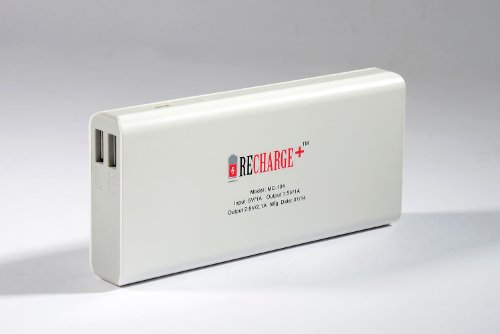 Recharge+ MC-026 10400 mAh Power Bank
