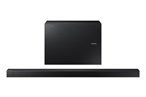 Samsung HW-K550 3.1 Channel 340 Watt Wireless Audio Soundbar (2016 Model)