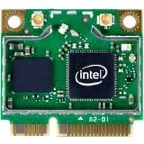 Adpt 6205 Half Height Minicard (Bulk) By Intel