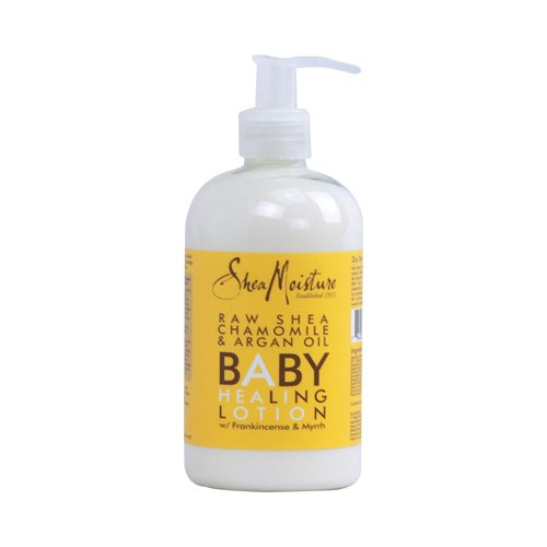 Shea Moisture - Raw Shea Butter Baby Healing Lotion, 13 Oz Lotion