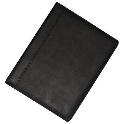 buxton-genuine-leather-writing-pad-folio-black-by-buxton