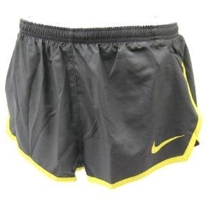 Nike Mens Running Split Leg Shorts - Grey
