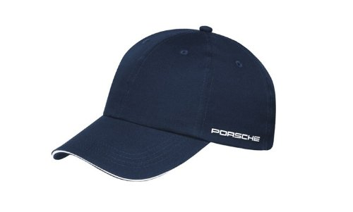 Genuine Porsche Classic Cap - Navy Blue (Porsche Baseball Cap compare prices)