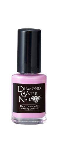 ダイヤモンド ウォーターネイル ほんのりピンク