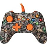 Power a Realtree Mini Pro Ex Wired Controller, Timber (Xbox 360)