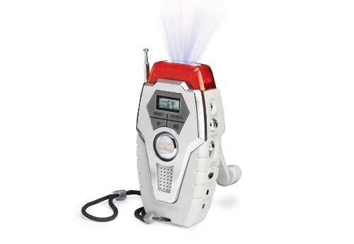 Swiss+Tech St84500 Bodygard Platinum Series Survivor 12-In-1 Self-Powered Emergency Radio front-156079