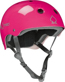 Pro Tec Protec (cpsc) Gloss Punk Pink Medium Classic Skate Helmets at Sears.com