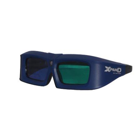 InFocus X103-EDUX3-R1 XPAND DLP Link - 3D glasses - active shutter