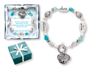 Special Aunt Love Expressively Yours Bracelet: Jewelry
