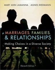Marriages, Families & Relationships: Making Choices...
