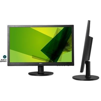 "Brand New Aoc International Aoc E2460Swhu 23.6"" Led Lcd Monitor - 2 Ms"