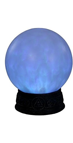 Witches Crystal Ball - Blue