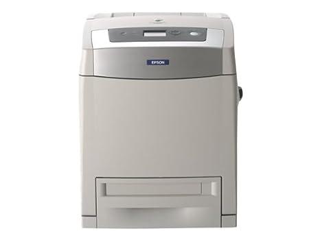 Epson AcuLaser C3800DN Imprimante couleur recto-verso laser Legal, A4 jusqu'à 25 ppm (mono) / jusqu'à 20 ppm (couleur) capacité : 700 feuilles USB, 10/100Base-TX