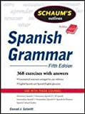 Product 0071543953 - Product title Schaum's Outline of Spanish Grammar, 5ed (Schaum's Outline Series)