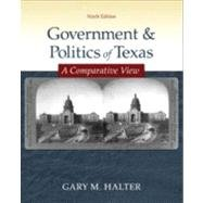 Government &amp; Politics of Texas 9th Edition