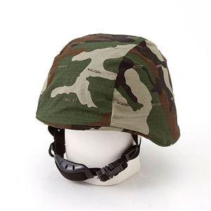 U.Sタイプ M88フリッツヘルメット ウッドランド