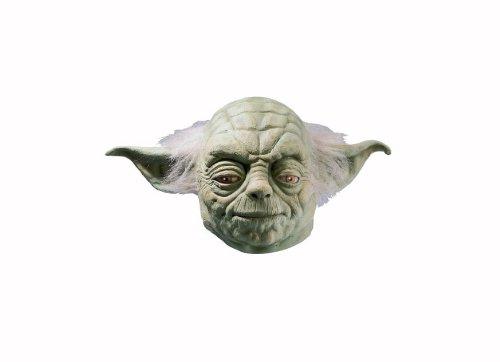Star Wars Maschera Lattice Yoda Rubies Costumi Scherzi
