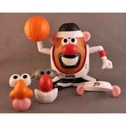 Philadelphia 76ers Mr Potato Head