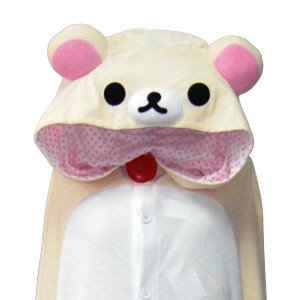Korilakkuma Kigurumi - Adult Pajamas Fancy Dress San-X Korilakkuma