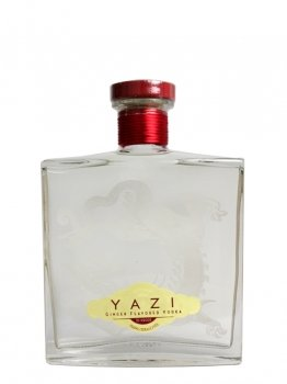 Yazi Ginger Flavored Vodka