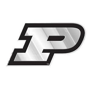 Buy NCAA Purdue Boilermakers Chrome Automobile Emblem by Team ProMark