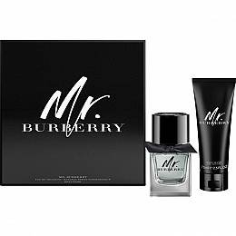 CONFEZIONE MR. BURBERRY- EDT 50 ml - BODY WASH 75 ml