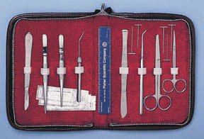Dissecting Set Deluxe 12 Pc