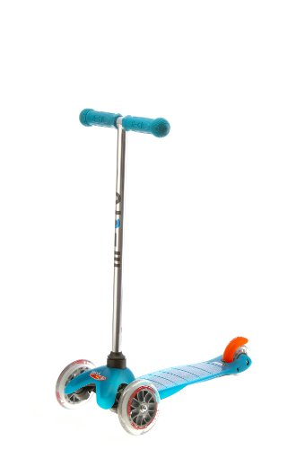 Mini Micro Scooter - Aqua back-1030018