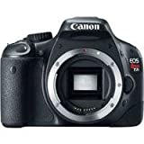 31fk5QbzMyL. SL160  Top 10 Digital Cameras for April 15th 2012   Featuring : #3: Canon EOS Rebel T2i 18 MP CMOS APS C Sensor DIGIC 4 Image Processor Full HD Movie Mode Digital SLR Camera with 3.0 inch LCD and and EF S 18 55mm f/3.5 5.6 IS Lens