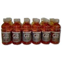 Pepsico G2 Gatorade Orange Juice, 12 Ounce -- 24 Per Case.