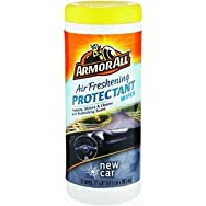 Armored AutoGroup78533Air Freshening Protectant Wipe-NEW CAR PROTECTANT WIPES