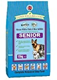 James Wellbeloved Senior Fish and Rice Kibble 15 kg