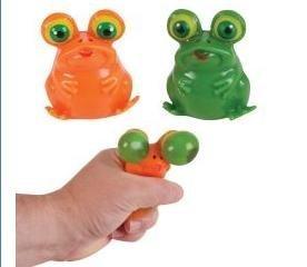 Squishy Toys Big W : Amazon.com: Big Eyes Squishy Squeeze Frogs (1 Dozen): Toys & Games