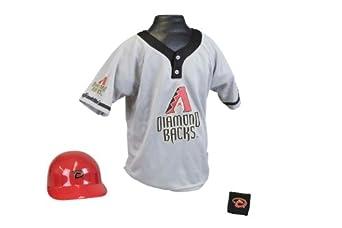 Arizona Diamondbacks MLB Youth Team Uniform Set by Franklin