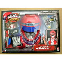 Power Rangers Operation Overdrive Red Ranger Academy Training Set - Buy Power Rangers Operation Overdrive Red Ranger Academy Training Set - Purchase Power Rangers Operation Overdrive Red Ranger Academy Training Set (Bandai, Toys & Games,Categories,Pretend Play & Dress-up,Costumes)