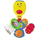 Toy Game Fisher-Price Brilliant Basics Nursery Rhyme Keys with Different Activities for Babies To Explore Kid Child Play