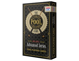 CueStix IPUPCAS Ultimate Pool Challenge - Advanced Series cuestix ipupcas ultimate pool challenge advanced series