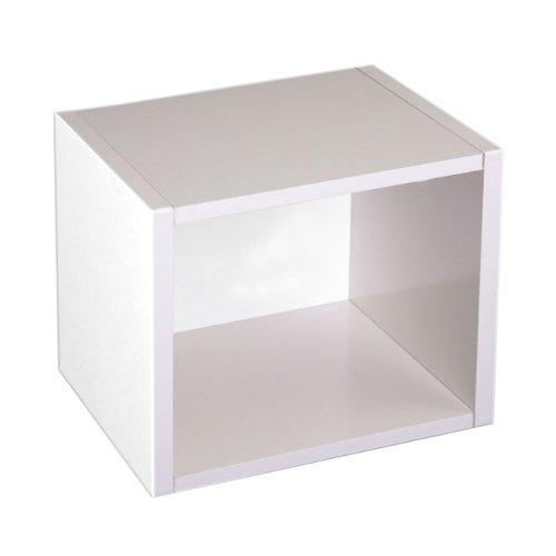 Modul-Würfelregal Standregal M73, 40x34x29 cm ~ weiß günstig bestellen