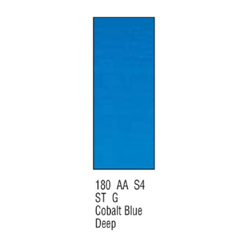 Winsor newton & artists-aquarelle-foncé-bleu cobalt - 5 ml