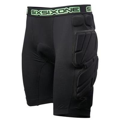 Best Six Six One Elite Bomber Short - Men's Black/Lime, M With Low Price.