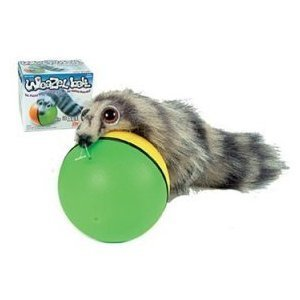 Weazel Ball Weasel Kids Toy Chasing Rolling Play - Drive your Pet Crazy