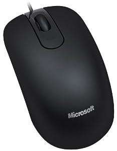 マイクロソフト 有線 マウス Optical Mouse 200 ブラック for Business 35H-00008 (法人向け)