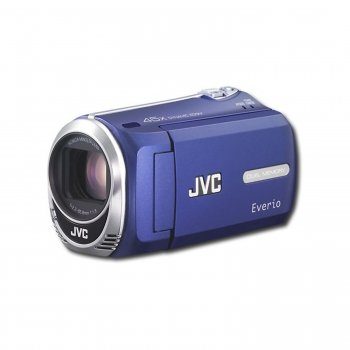 JVC GZ-MS240 Everio S 16gb Flash Memory Digital Camcorder - Blue