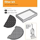 Vax Mach 3 & Mach 4 HEPA Filter Kit 1-9-127459-00 (Genuine)