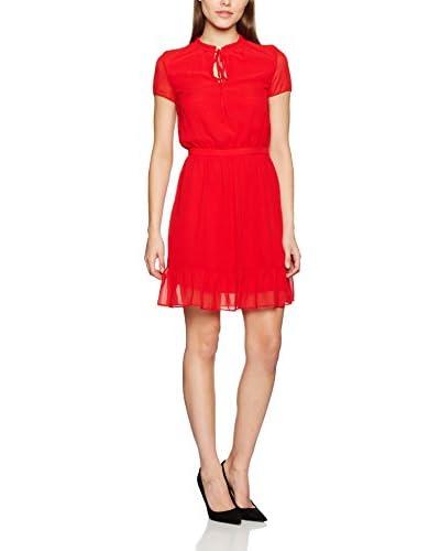 Naf Naf Vestido Rojo