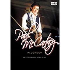 In London by PAUL McCARTNEY