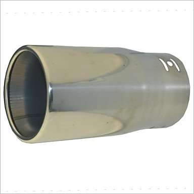 Zcl Carking? Automotive Replacements Silver Tone Stainless Exhaust Steel Muffler Tail Pipe For Chevrolet Captiva/Mazda 7
